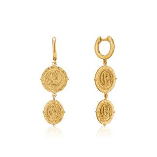 Axum Mini Hoop Earrings