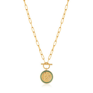 Emperor T-Bar Necklace